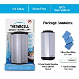 Thermacell Patio Shield Mosquito Repellent Metal