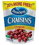 Ocean Spray Craisins, Original, 12-Ounce Bag