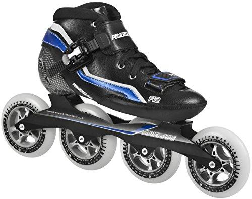 Powerslide Inline-Skate R2 Skate II, Schwarz, 37, 904349/37