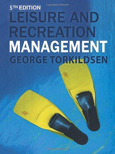 Torkildsen's Sport and Leisure Management