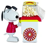 Smart Planet PNP-1 Peanuts Snoopy Popcorn Cart Air Popper, Red