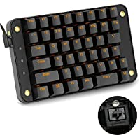 Koolertron Programmable Mechanical Keyboard Single Handed Key Pieces