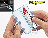 Lure-Guard Made in USA Fishing Lure Protector Safety case 5″ (12pack) For Sale