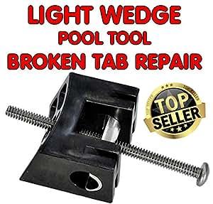 Amazon Com Best Swimming Pool Tool Light Repair Wedge