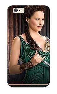 Design For Iphone 6 Premium Tpu Case Cover Lucretia Spartacus Vengeance Protective Case
