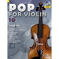 Pop for Violin: Let It Go. Band 10. 1-2 Violinen. Ausgabe mit CD.