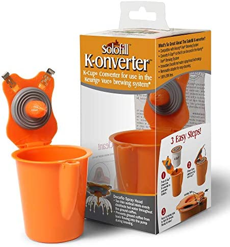 Solofill K onverter K Cup Keurig 10723 01 k product image