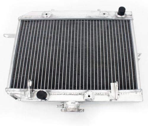 Tazón pulido ATV radiador núcleo de aluminio Super Motor ...