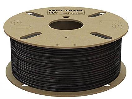 Formfutura 175RPET-BLCK-1000 - Filamento para impresora 3D, PETG ...