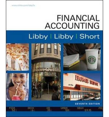 Fred Phillips,Robert Libby,Patricia Libby'sFundamentals of Financial Accounting with Annual Report [Hardcover](2010)