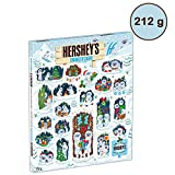 HERSHEY'S Cookie 'N CRÈME Christmas & Holiday Candy Advent Calendar, 212g