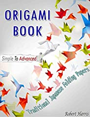 With this origami folding book, learn how to create original animals, birds, follower… that are as beautiful as the treasures they hold!              Step-by-step diagrams, instructions, and photographs of the finished project...