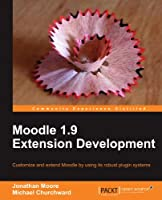 Moodle 1.9 Extension Development Front Cover