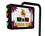 Arizona State Electronic Shuffleboard Scoring Unit - Officially Licensed with Sparky Logo