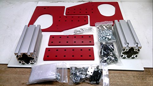 Cnc Router Parts Crp420-00-14.1 - Pack Of 2 - Pro Riser Plate Assembly Crp420-00-14.1 - Pack Of 2 - (Cnc Router Parts)