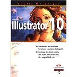 Illustrator 10 studio graphique