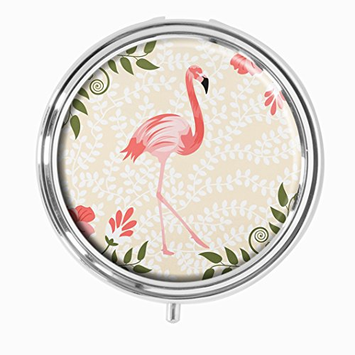 Youroom Red Flamingo with flowers Custom HOT