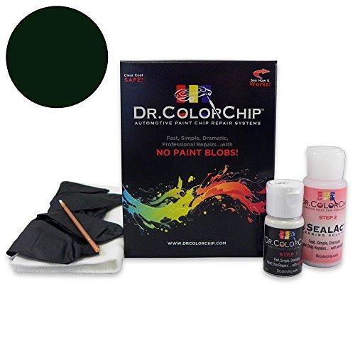 Dr. ColorChip Jaguar All Models Automobile Paint - Anthracite Pearl 1859/PED - Basic Kit by Dr. ColorChip