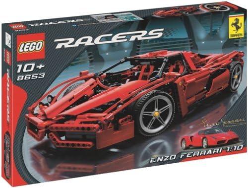 Lego Racers 8653 Enzo Ferrari Amazon De Spielzeug