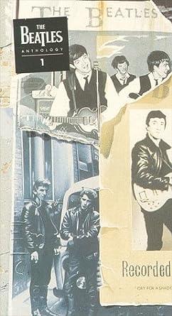 Amazon com: Beatles Anthology 1 [VHS]: John Lennon, Paul