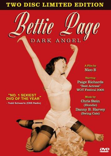 Bettie Page - Dark Angel (Limited - Paige Model