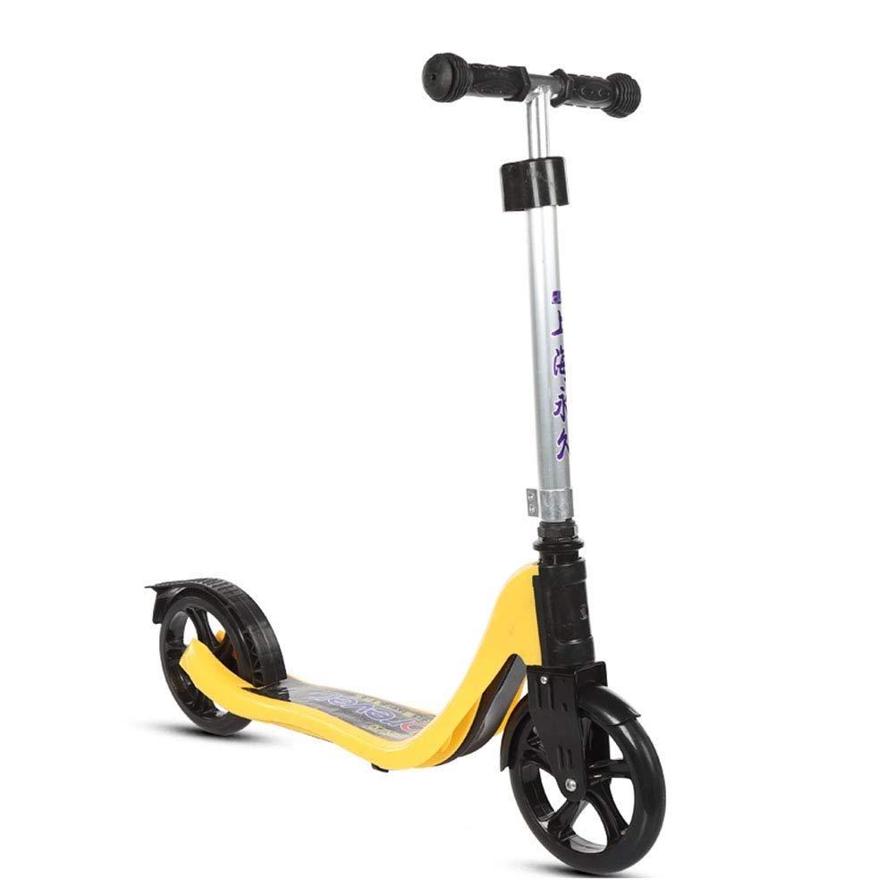 数量は多い  スクーターを蹴る子供たち ジュニアスクーター、二輪スクーター、成人用スクーター (色 : : ピンク) ピンク) B07R4ZL2WS 黄 黄 黄, ラディカルベース:fb66ac6b --- 4x4.lt