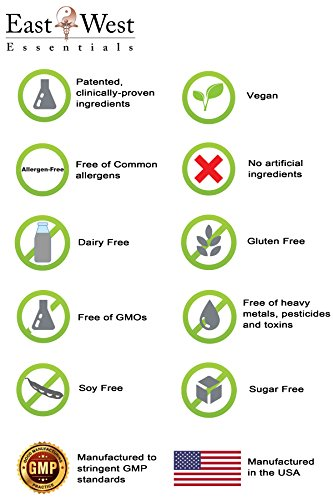 Optimal Cleanse - Original by East West Essentials - Helps Eliminate Toxins From The Liver And Fat Cells - Aids In Weight Loss - Can Be Used As A Meal Replacement Vanilla by East West Essentials (Image #3)