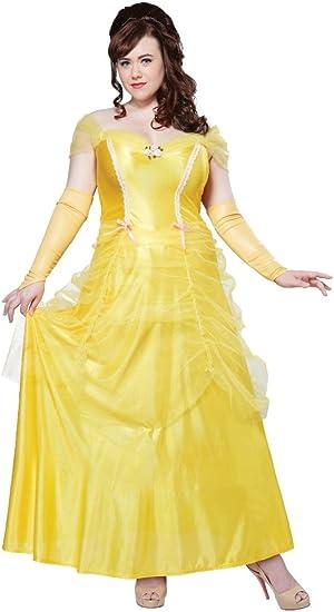 Disfraz de Bella para mujer talla grande: Amazon.es: Ropa y accesorios