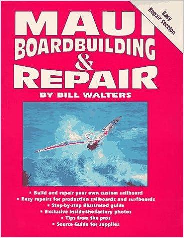 Amazon com: Maui Boardbuilding and Repair