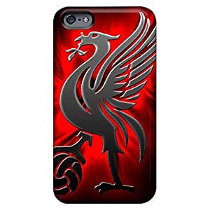 Designed phone back shells New Fashion Cases Heavy-duty iphone 5c case 6p - liverpool