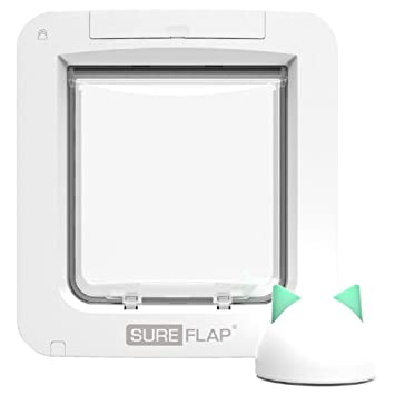 SureFlap Microchip Pet Puerta Conectar más Hub