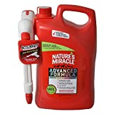 Nature's Miracle 018065969286 AccuShot Advanced Formula Stain and Odor Remover, 1.33 gallon