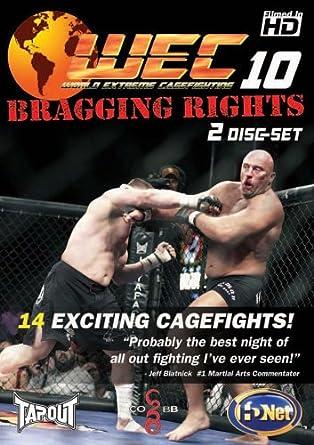 World Extreme Cagefighting, Vo...