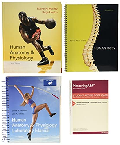 Amazon.com: Human Anatomy & Physiology, Mastering A&P with Pearson ...