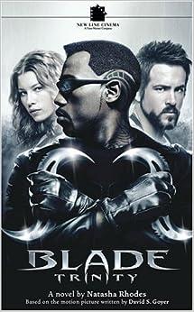 Book Blade: Trinity