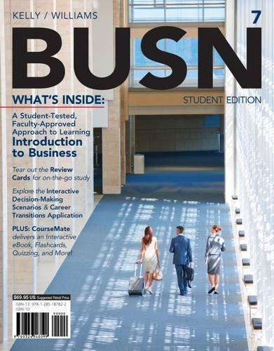 BUSN: Introduction To Business