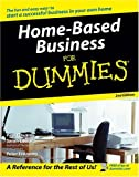 Home-Based Business for Dummies®, Paul Edwards and Sarah Edwards, 0764577638