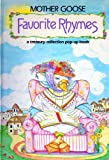 img - for MOTHER GOOSE FAVORITE RHYMES A Treasury Collection Pop-Up Book book / textbook / text book
