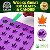 Gummy Leaf Silicone Candy Mold Party Novelty Gift