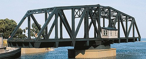 Track Truss Bridge Kit (Walthers Cornerstone Series Kit HO Scale Swing)