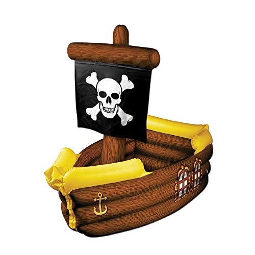 Pirate Ship Inflatable (Beistle 39
