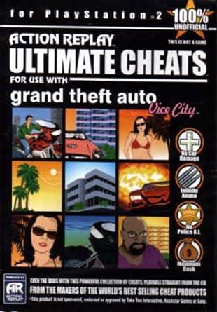 grand theft auto vice city cheat codes pc