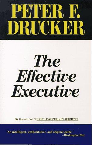 Effective Executive, The