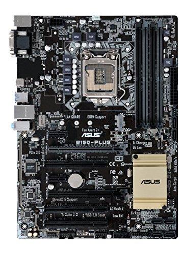 Image result for ASUS ATX DDR4 LGA 1151 Motherboard B150-PLUS