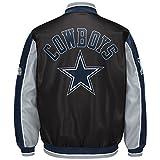 Dallas Cowboys Leather Legend Faux Leather PVC Jacket