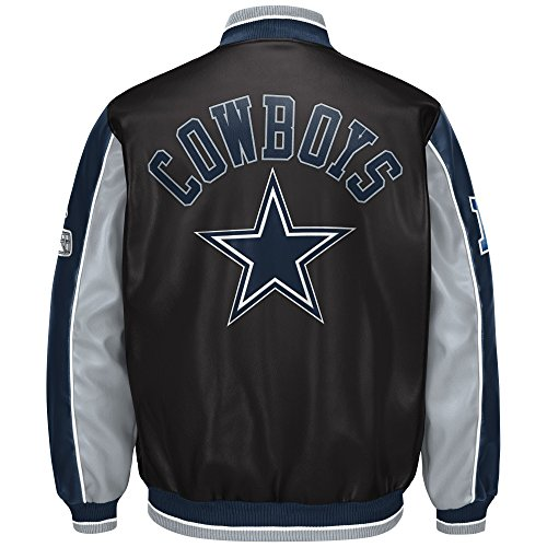 Dallas Cowboys Leather Legend Faux Leather PVC Jacket