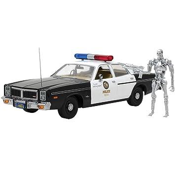 1977 Dodge Mónaco metro police t-800 The Terminator 1:18 GreenLight 19042