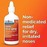 Amazon Basic Care Premium Saline Nasal Moisturizing