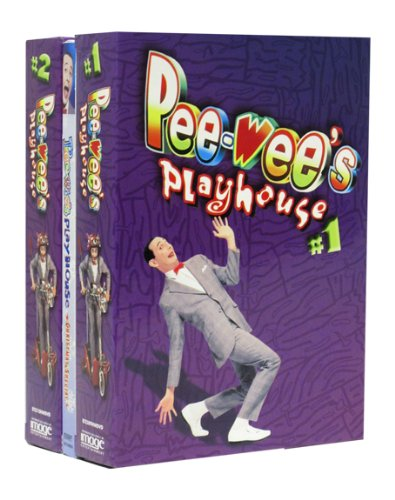 Pee-Wee's Playhouse-The Complete Collection