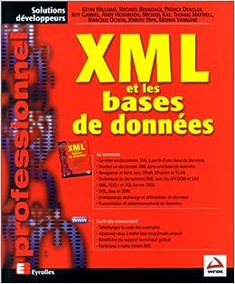 Book XML et les bases de données